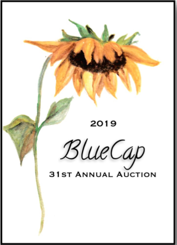 blue cap auction