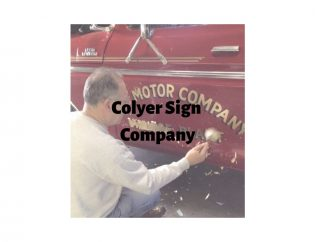 Colyer sign company