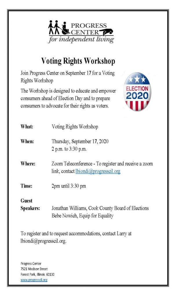 2020-September 17-Voting Rights Training Webinar--Flyer (1)