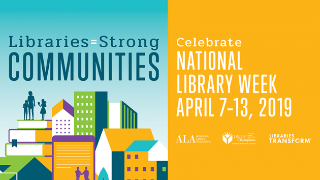 national library week in blue island