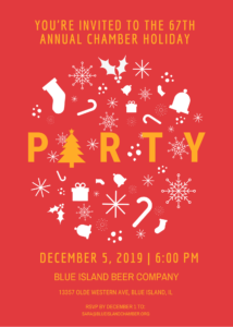 chamber holiday party
