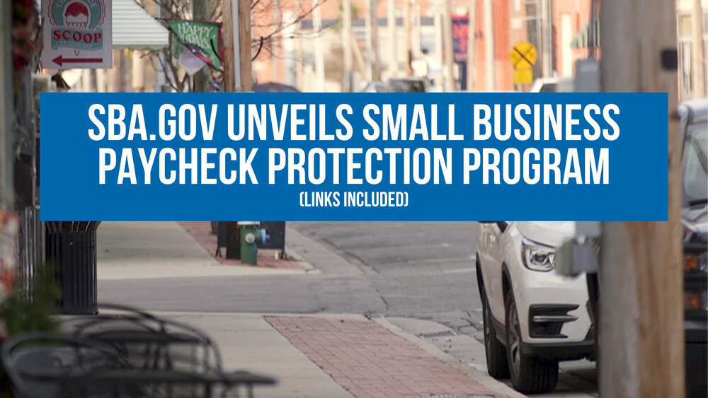 small business paycheck protection program